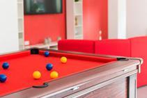 En-suite (Banyosu içinde bulunan oda) Yurt, Live Language English School, Glasgow - 1