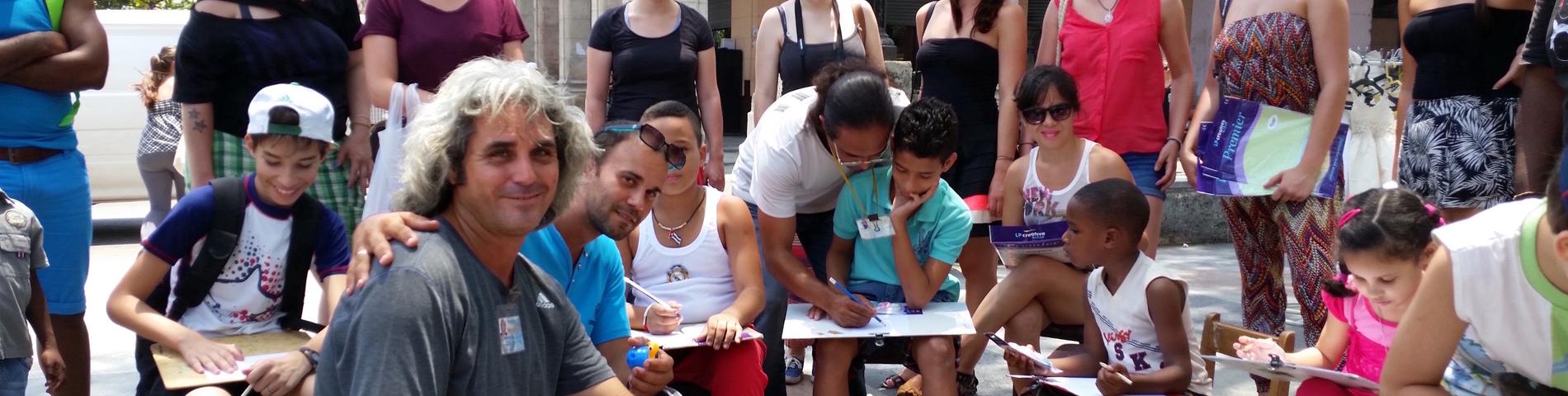 Corazón Cuba resim 1