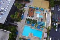 Фото готелю цієї категорії від школи CEL College of English Language Pacific Beach - 2