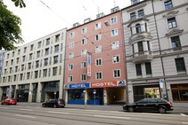 Молодіжний готель - Come2gether, DID Deutsch-Institut, Мюнхен - 1