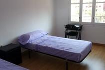 Shared student flat, Hispania, escuela de español, Валенсія