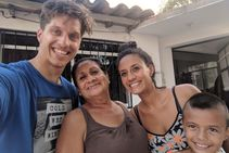 Проживання в сім'ї, Oasis Language School, Пуерто-Ескондідо - 1