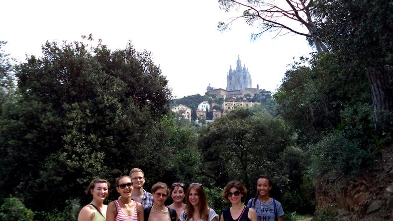 Вивчення Барселони