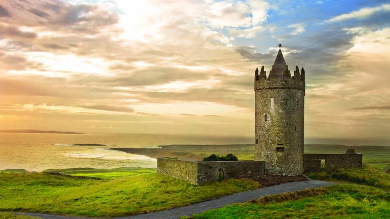 Памятки в Дубліні