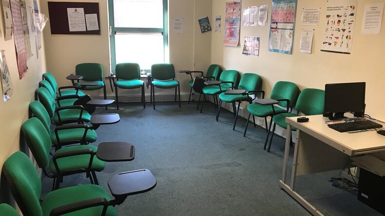 Англійська класна кімната OHC