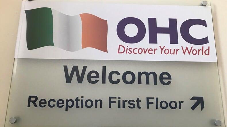 Ласкаво просимо в школу OHC English