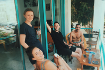 Lemongrass Hostel, English in Cyprus, 利马索尔 - 1