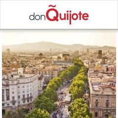 Don Quijote, 巴塞罗纳